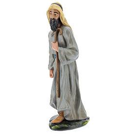 Statua pastore arabo gesso 40 cm Arte Barsanti s3