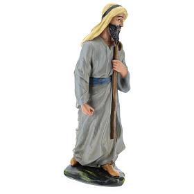 Statua pastore arabo gesso 40 cm Arte Barsanti s4