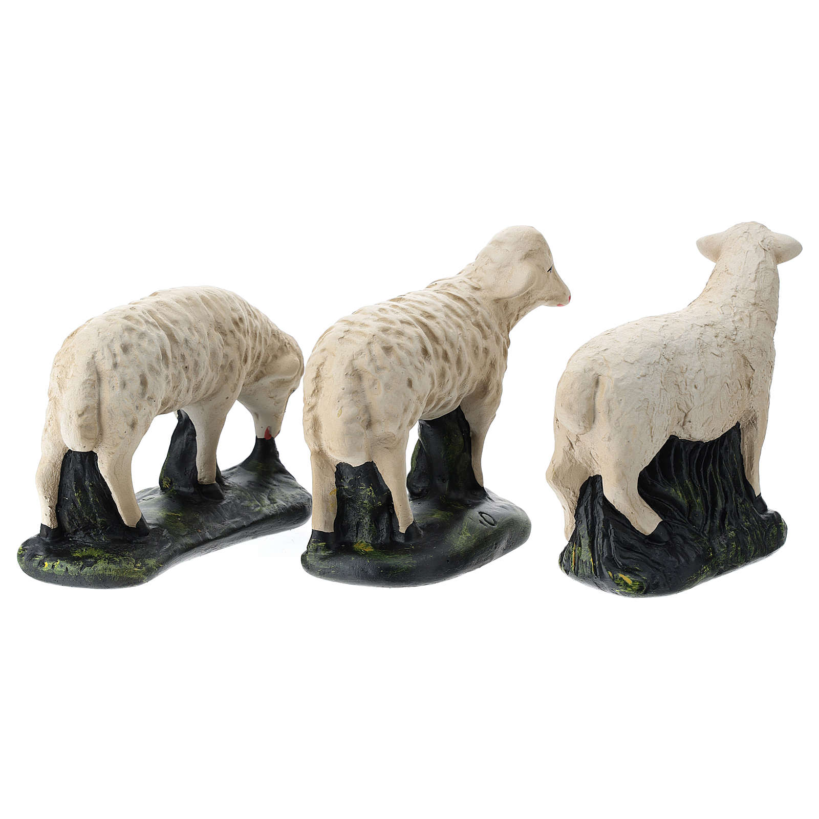 Arte Barsanti set of three sheep 40 cm 4