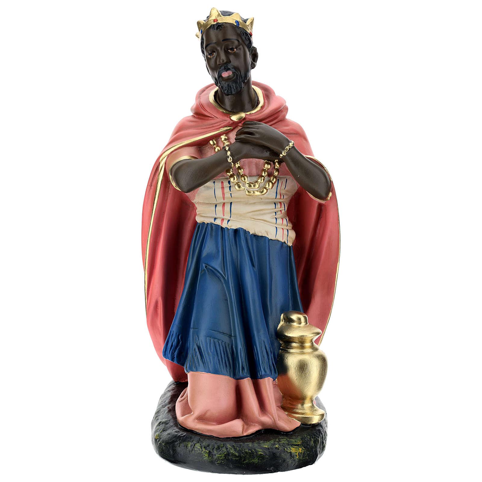 Arte Barsanti Black Wise Man Balthazar 60 cm 4
