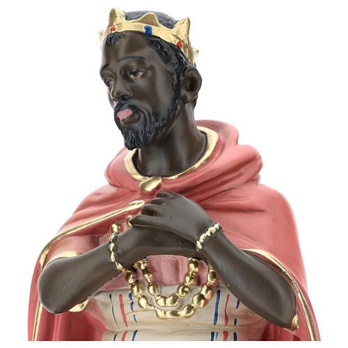Arte Barsanti Black Wise Man Balthazar 60 cm 2