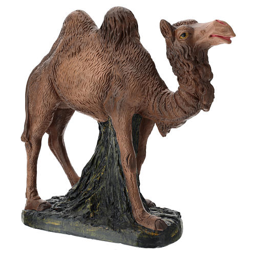 Statua cammello gesso 60 cm Arte Barsanti 3