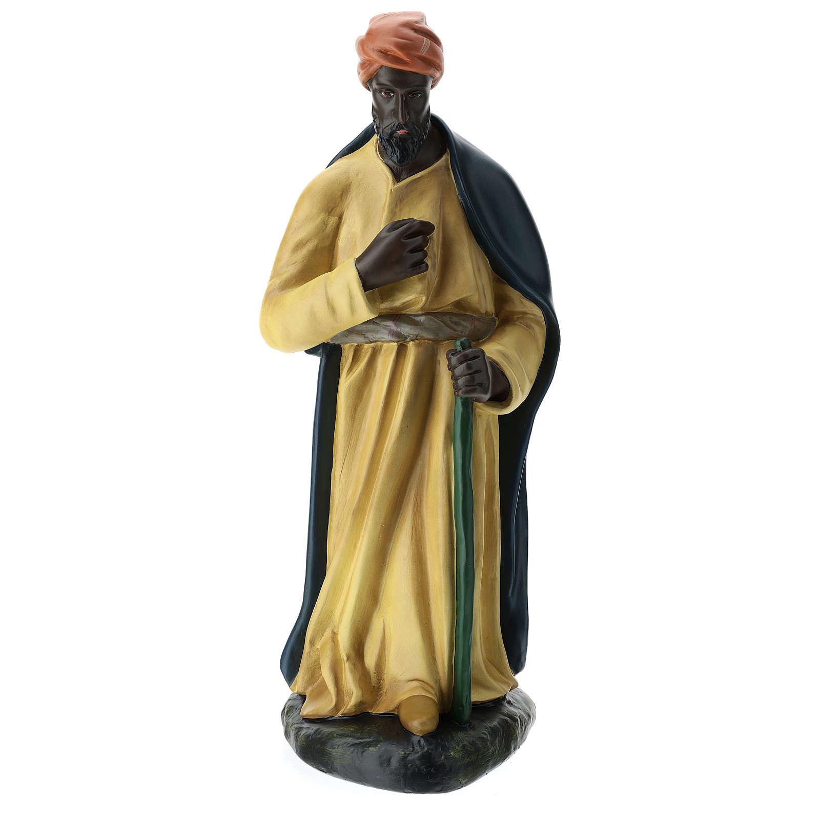Arte Barsanti camel rider with cape 60 cm 4