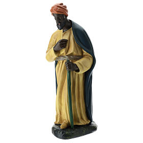 Estatua camellero con capa belén Arte Barsanti 60 cm s3