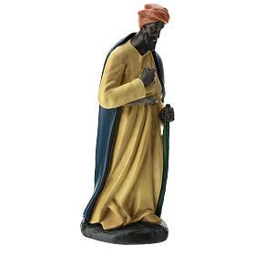 Estatua camellero con capa belén Arte Barsanti 60 cm s4