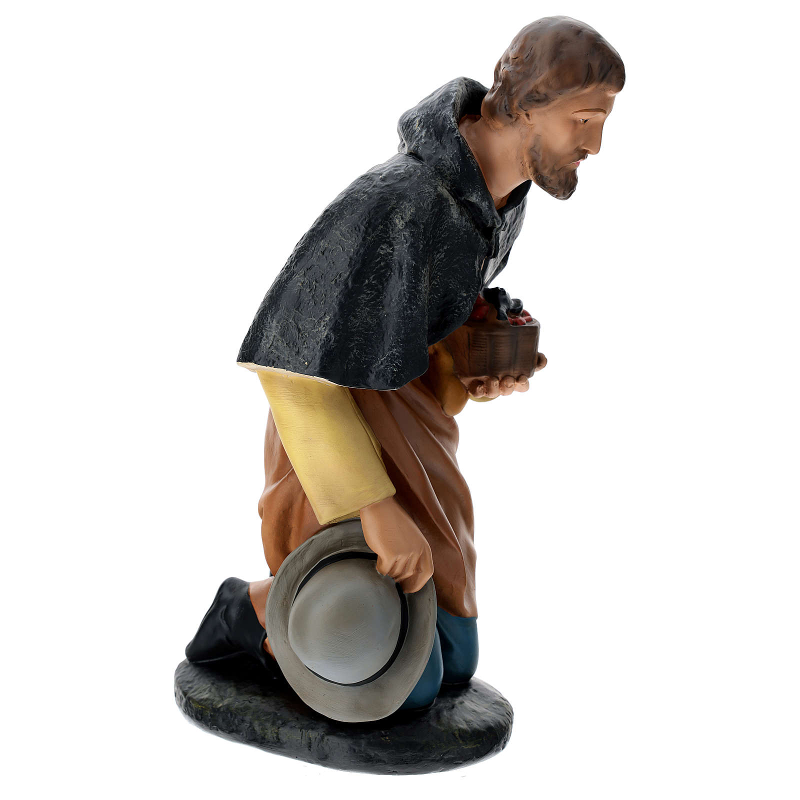 Kneeling shepherd 60 cm Arte Barsanti 4