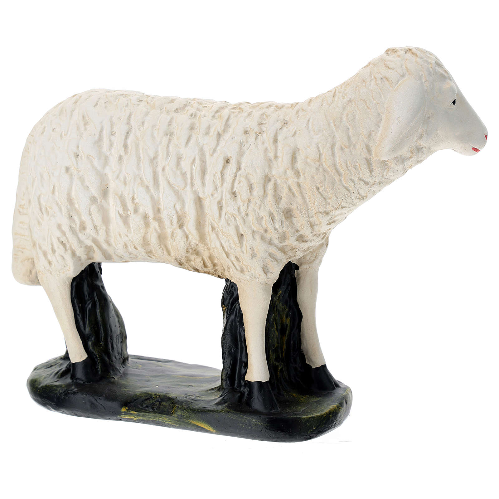 Sheep looking to its left 60 cm Arte Barsanti 4