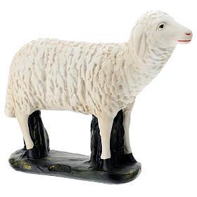 Estatua oveja mirada derecha belén Arte Barsanti 60 cm s4