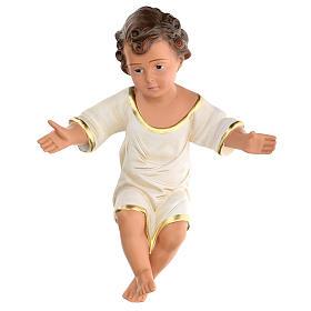 Gesù Bambino 36 cm per presepe Arte Barsanti di 80 cm s1