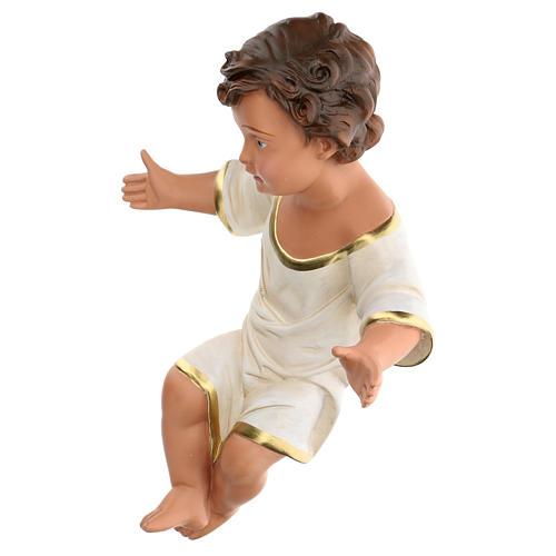 Gesù Bambino 36 cm per presepe Arte Barsanti di 80 cm 3