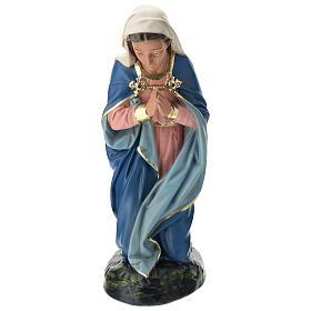 Estatua Virgen belén 80 cm Arte Barsanti s1