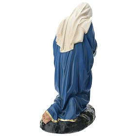 Estatua Virgen belén 80 cm Arte Barsanti s5