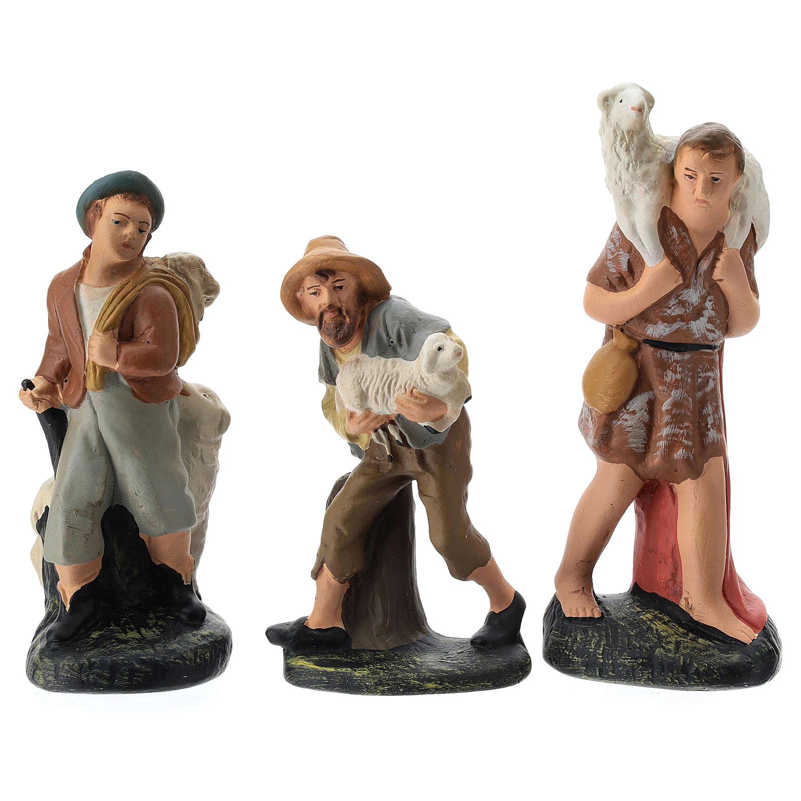 Belén Arte Barsanti 12 personajes 15 cm 4