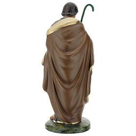 St. Joseph standing Arte Barsanti plaster Nativity scene 40 cm s4