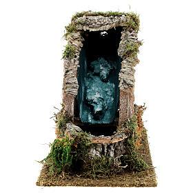 Waterfall with working pump, 8-10 cm Nativity Scenes 17x12x27 cm s3
