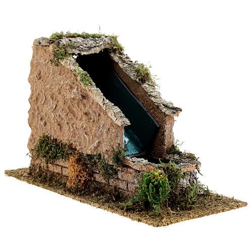 Waterfall with working pump, 8-10 cm Nativity Scenes 17x12x27 cm 5