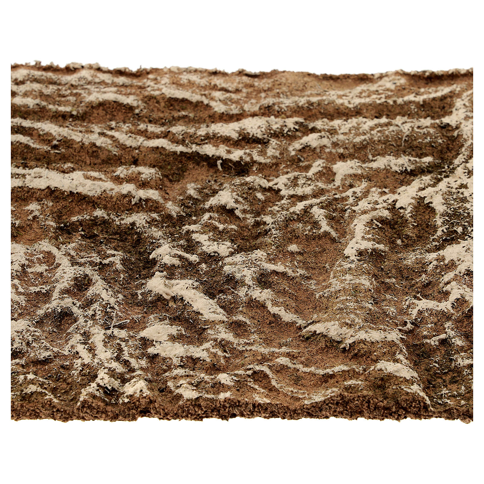 Panel corcho belén tipo corteza natural 33x25x1 cm 4