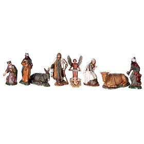 Moranduzzo Palestinian Nativity scene with well statues 10 cm 35x50x40 cm s3