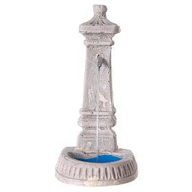 Fake plaster fountain 6x10x10 s1