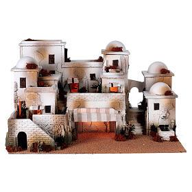 Krippendorf arabischer Stil Moranduzzo, 40x70x50 cm s7