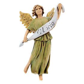 Pueblo belén árabe completo estatuas Moranduzzo 10 cm fuente 40x70x50 cm s10
