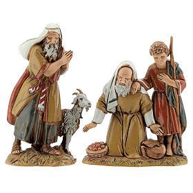 Pueblo belén árabe completo estatuas Moranduzzo 10 cm fuente 40x70x50 cm s14