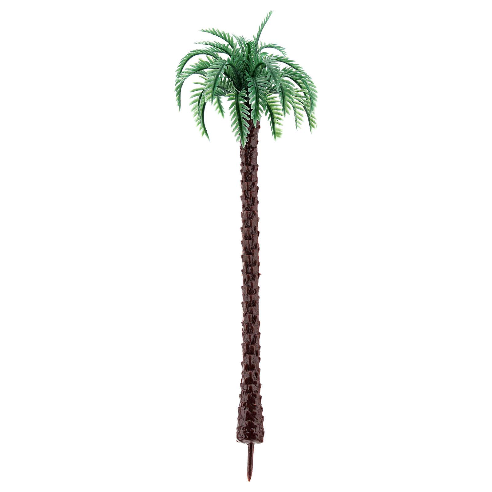 Palma plástico para belén 6-12 cm Moranduzzo 4