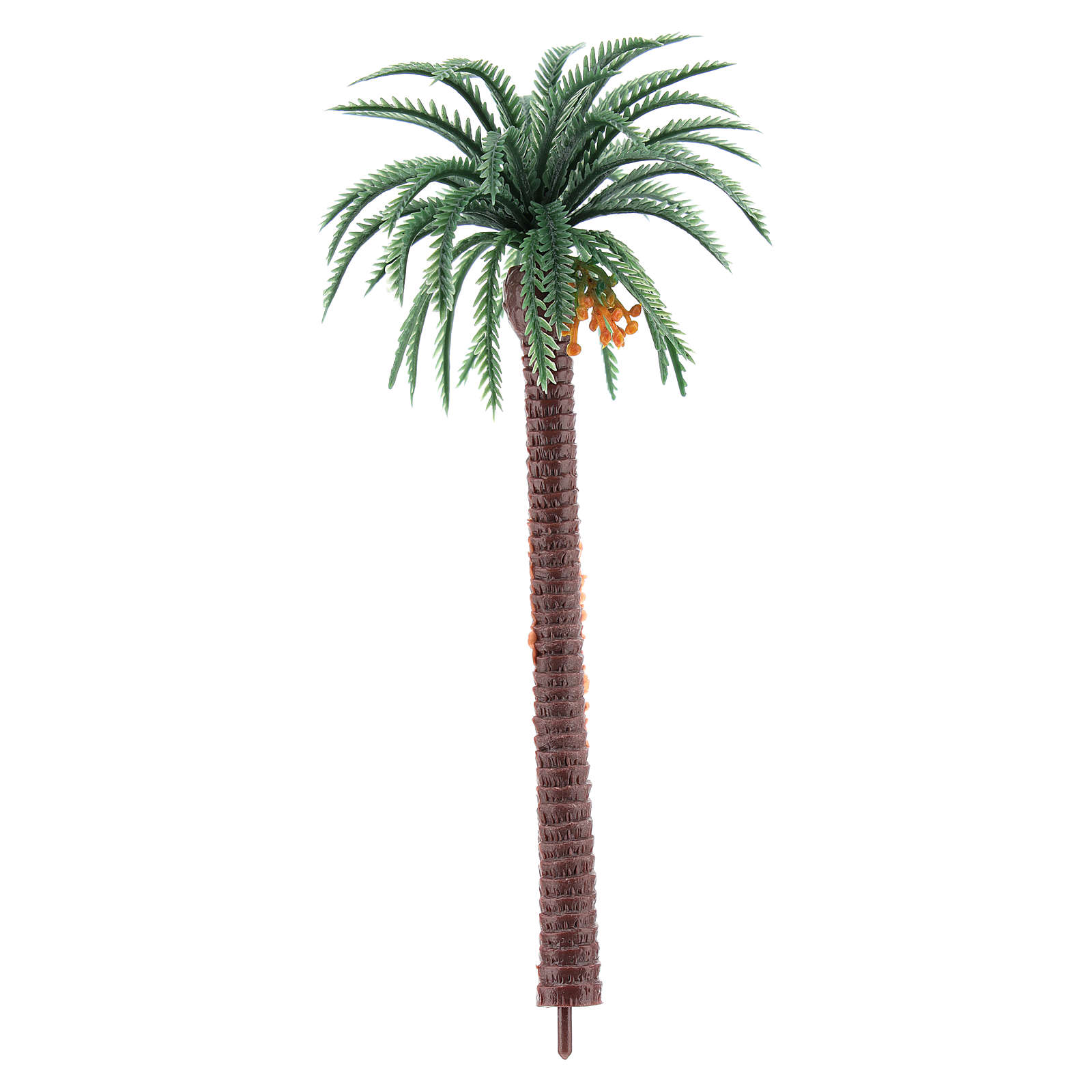 Palma plastica presepe 4-8 cm Moranduzzo  4