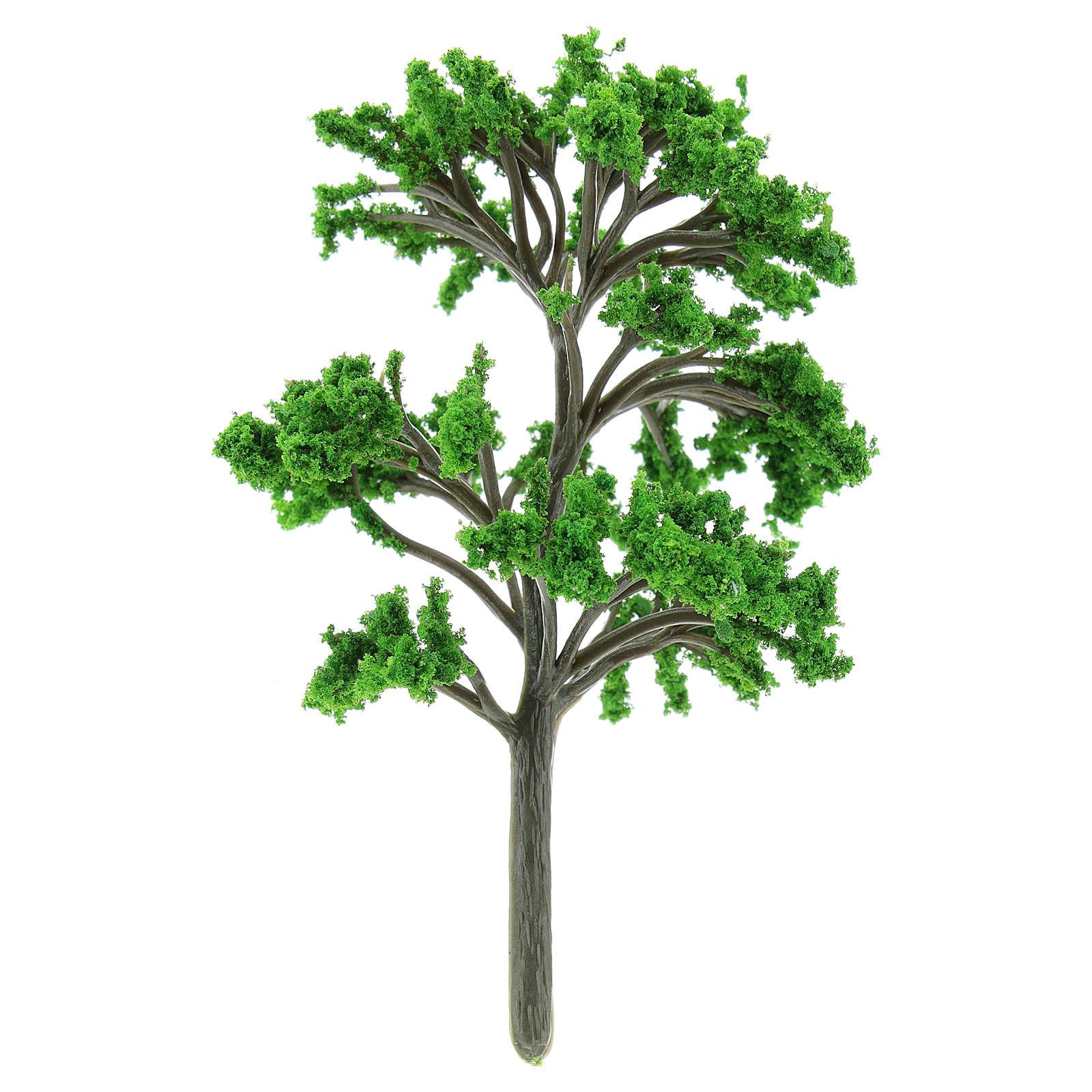 Árbol para belén de 4-8 cm Moranduzzo plástico  4