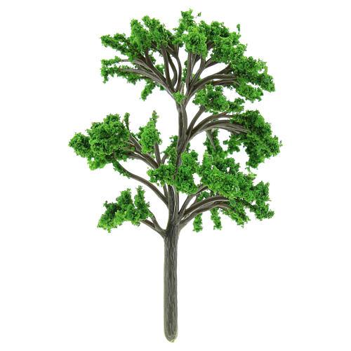 Árbol para belén de 4-8 cm Moranduzzo plástico  2
