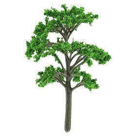 Miniature tree for 4-8 cm Moranduzzo in plastic s1