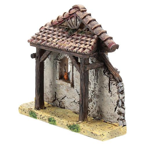 Fachada para casa belén 4-6 cm Moranduzzo resina 2