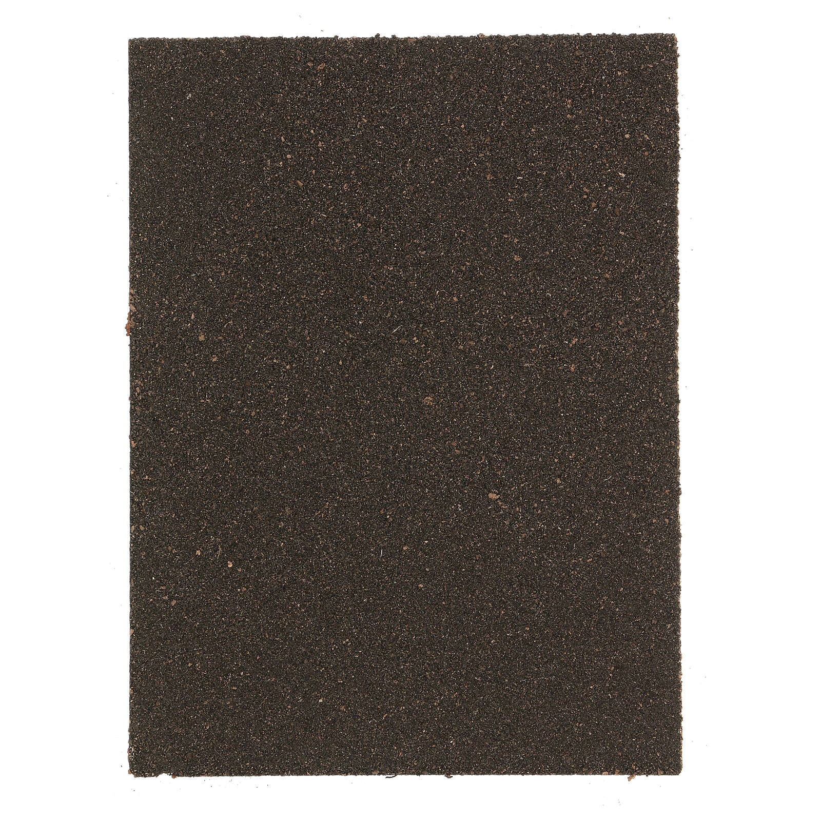 Panneau liège crèche briques à chevrons 35x25x1 cm 4
