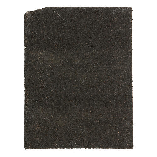 Panel corcho adoquinado blanco belén 35x25 cm 3