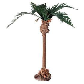 Palmier tronc en bois 15 cm s3
