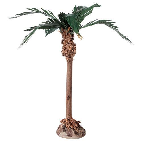 Palmier tronc en bois 15 cm 1