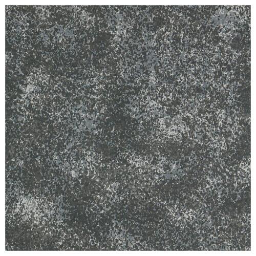 Mouldable paper, rock effect 70x50 cm 1