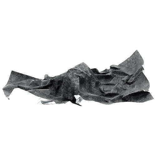Mouldable paper, rock effect 70x50 cm 3