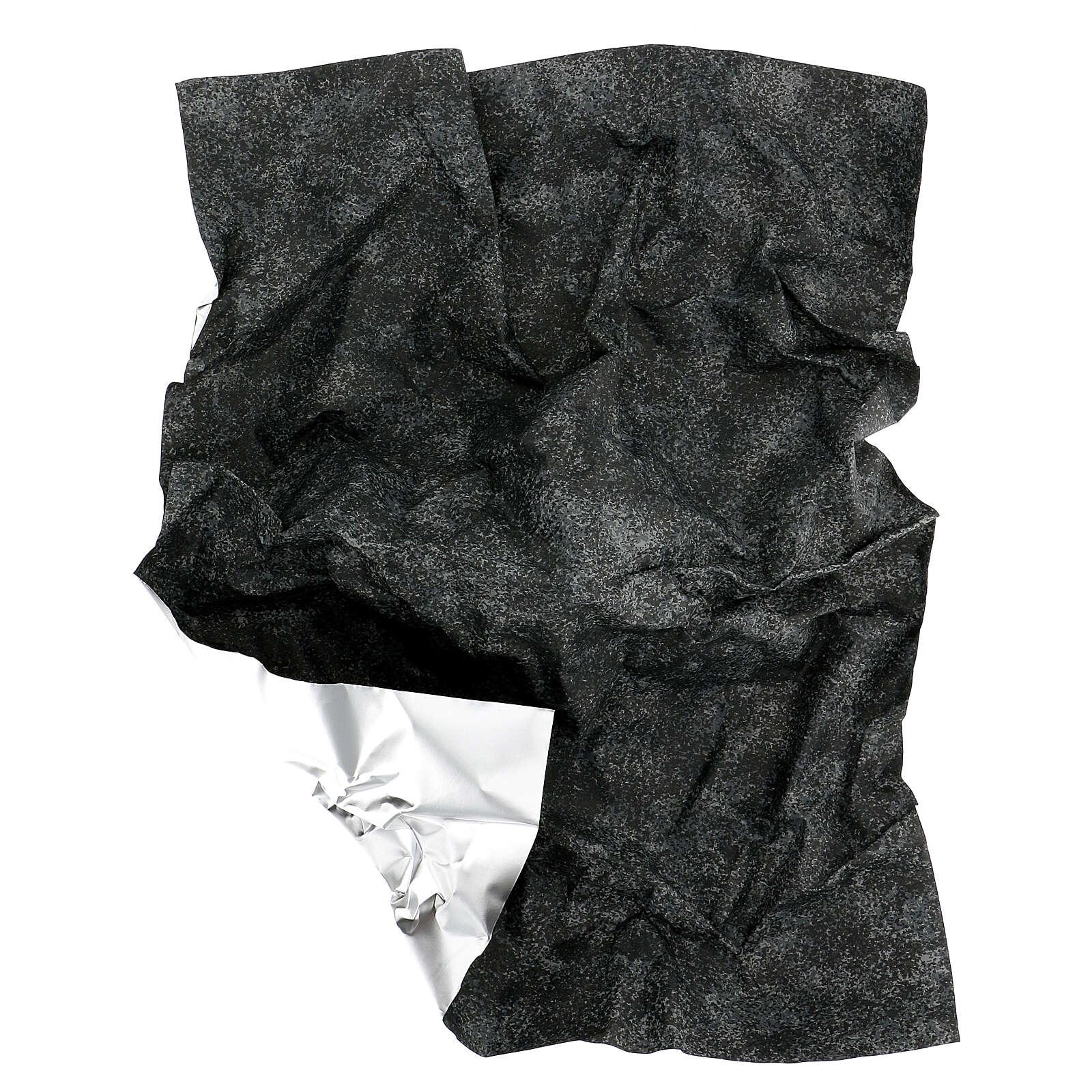 Papel moldável efeito terra 70x50 cm 4