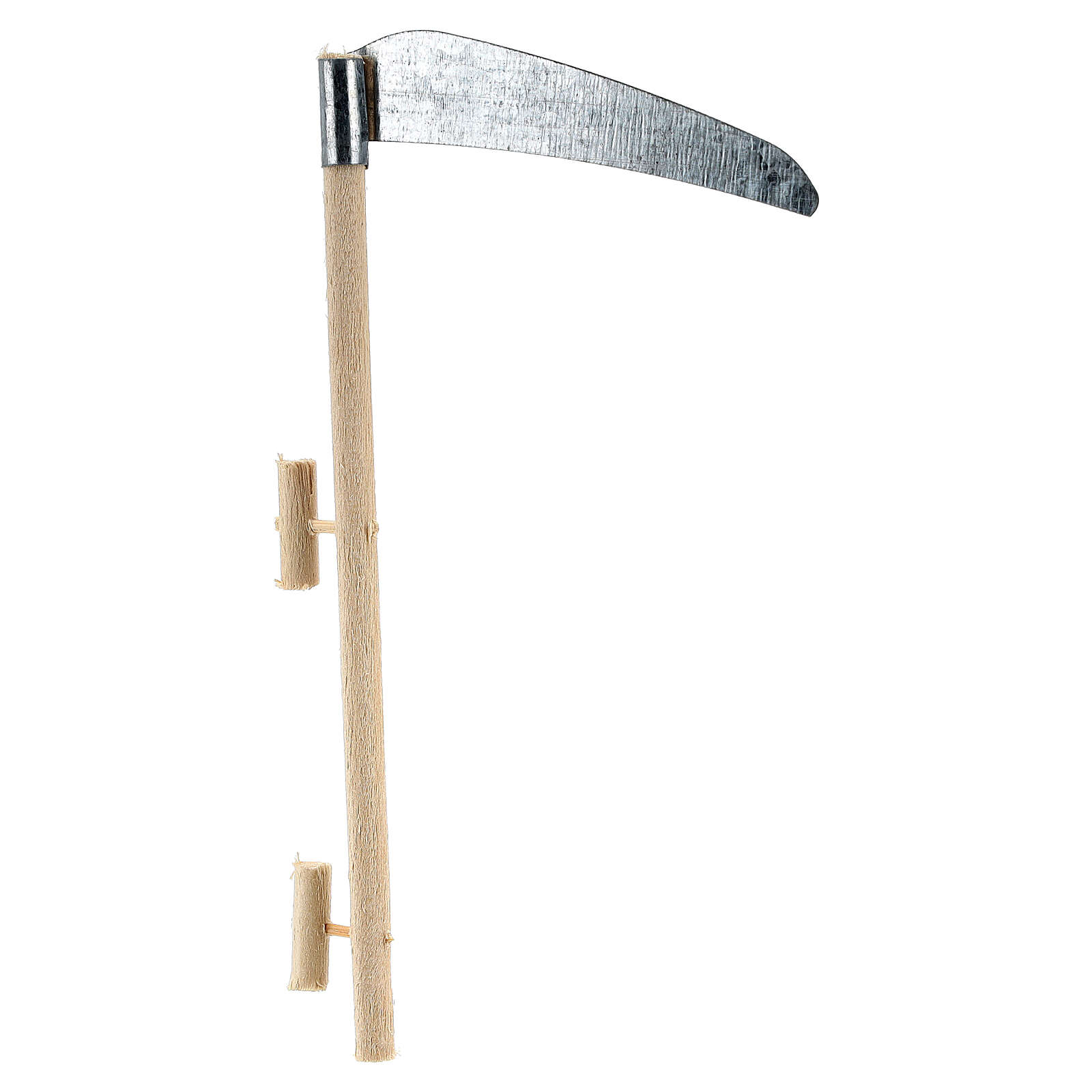 Faux h 13 cm pour crèche 10-12 cm 4