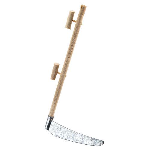 Faux h 13 cm pour crèche 10-12 cm 1