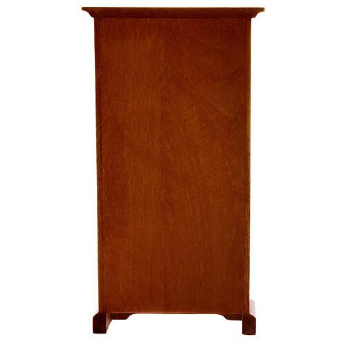 Aparador madera 15x10x5 cm belén 12 cm 4