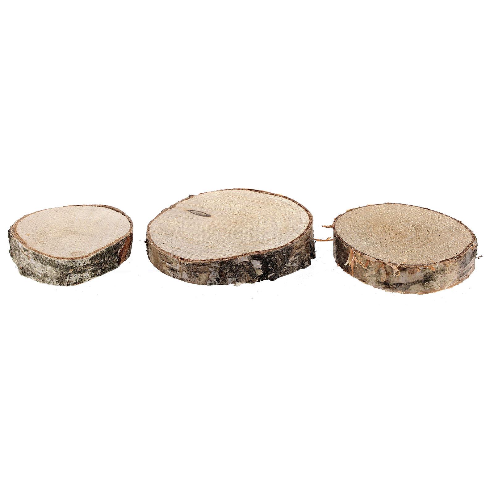 Sezione tronchi presepe diam 6-8 cm 4