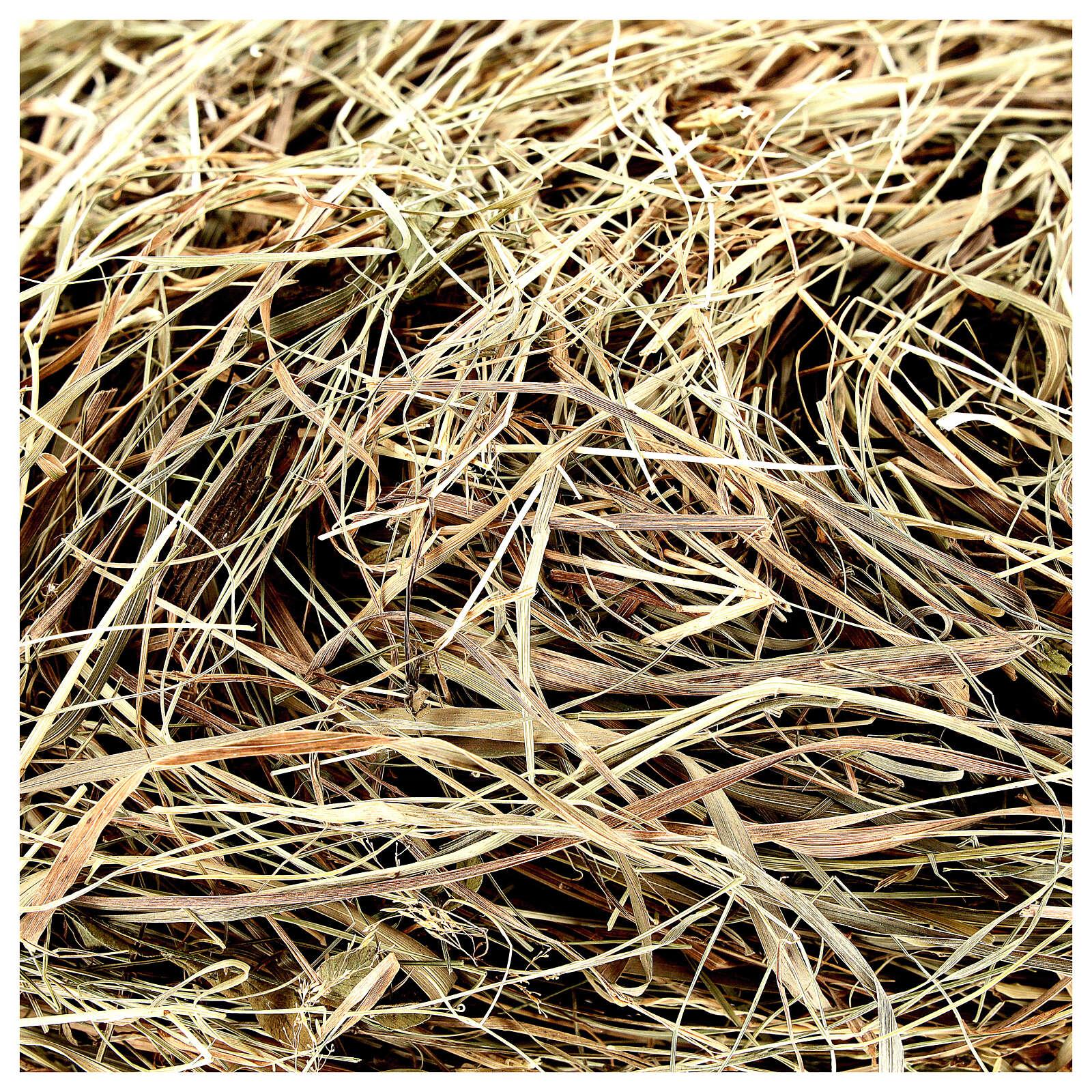 Hay bag 100 gr for DIY Nativity Scene 4