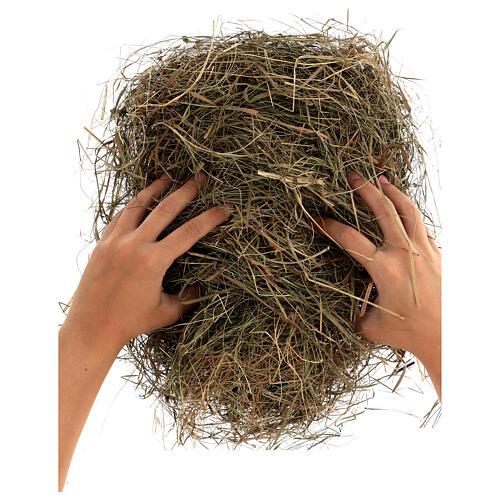 Hay bag 100 gr for DIY Nativity Scene 3