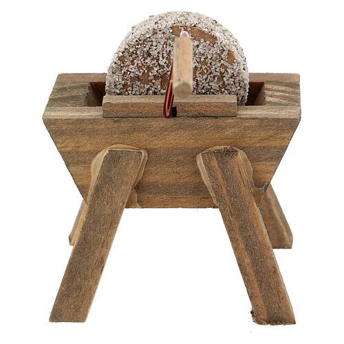 Sharpener 7 cm for Nativity scene 10 cm 4