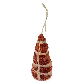 Hanging sausage for Nativity Scene with 8-10 cm figurines s2
