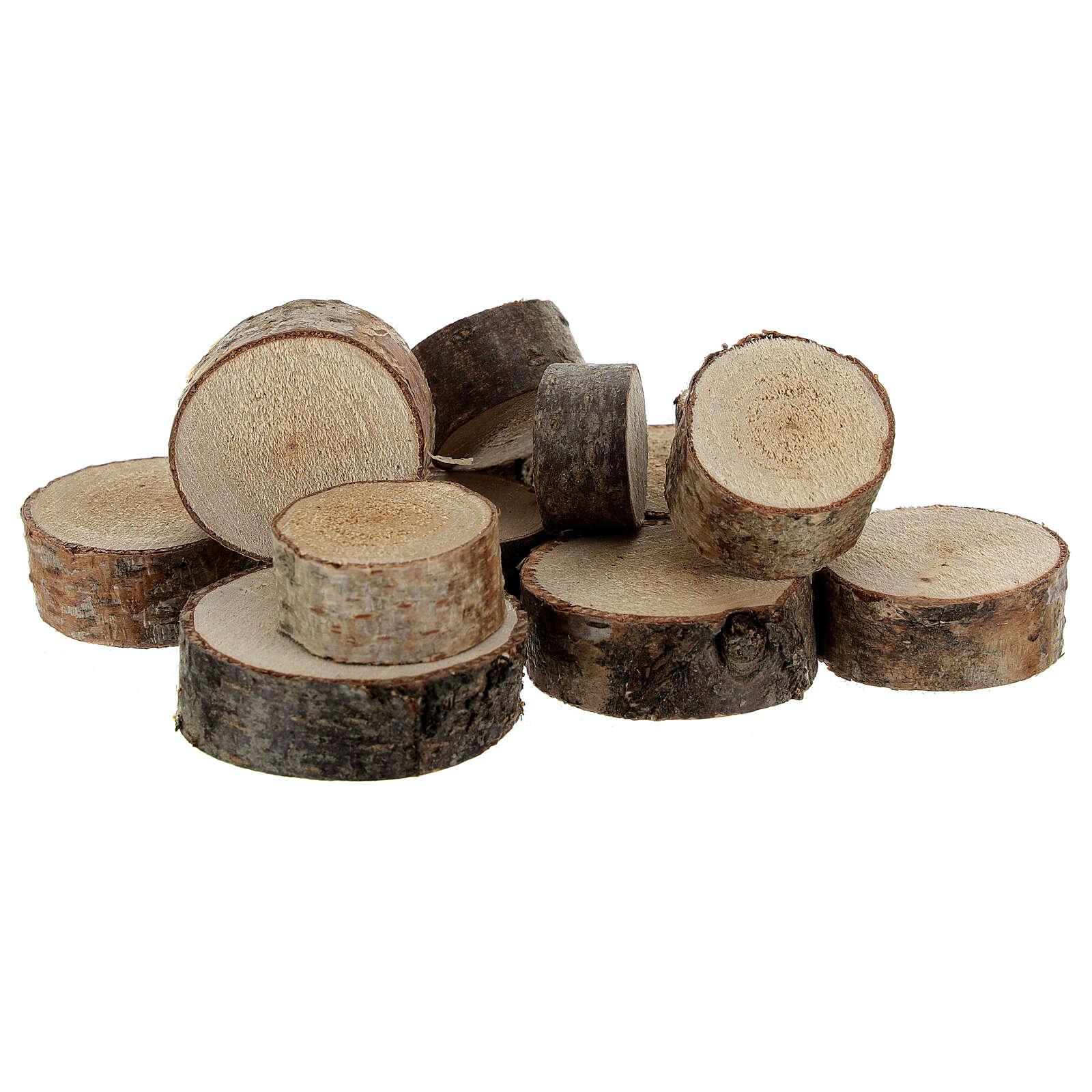 Sezione tronchi diam 2-5 cm 100 gr 4