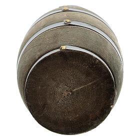 Botte riga grigia presepi 14-16 cm s3