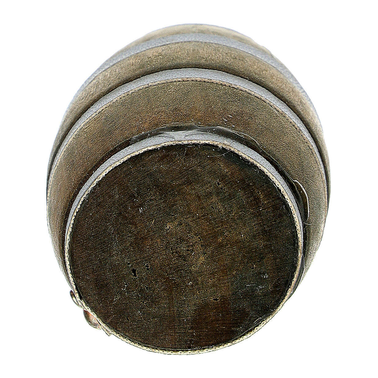Botte 3 cm riga grigia presepe 8-10 cm 4